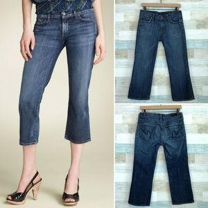 Cropped Jeans Distressed Citizens Of Humanity